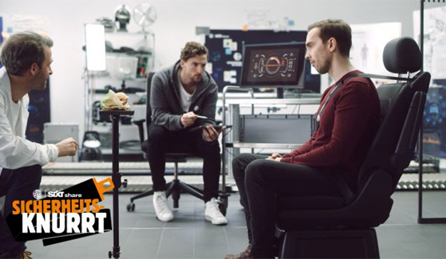 Burger King Sixt Sicherheits-Knurrt