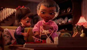 Disney lanza su anuncio navideño de amor a los abuelos al más puro estilo Coco