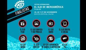 El Ojo de Iberoamérica presenta los finalistas de su edición en 2020