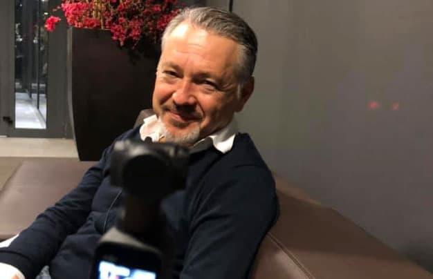 Franco Martino, Director de Comunicación Corporativa y Relaciones Institucionales de Ferrero Ibérica,