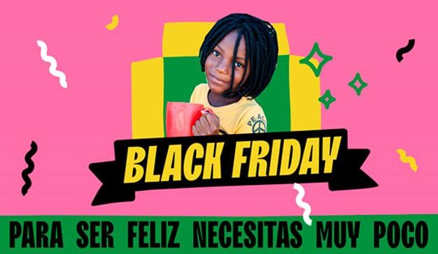 Fundación Khanimambo presenta la campaña El Otro Black Friday
