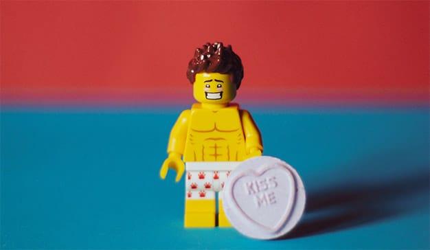 Generación LEGO Kiss Me