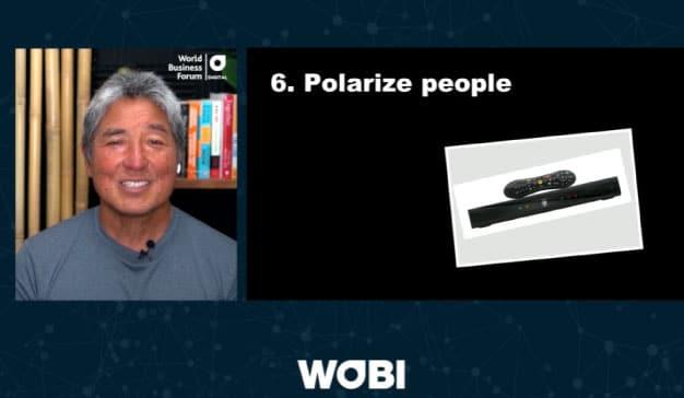 Guy Kawasaki brinda los consejos necesarios para innovar