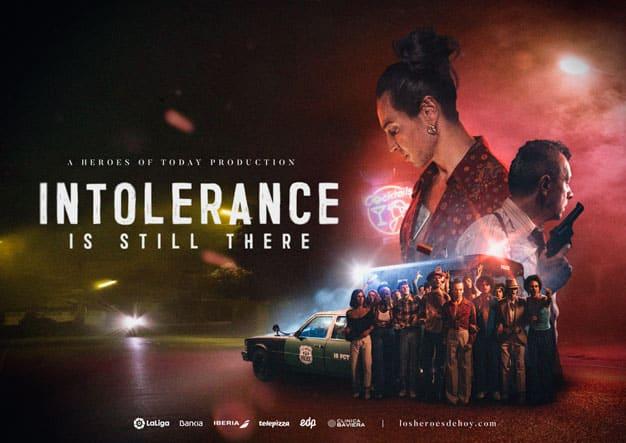 """""""Intolerance is still there"""", la nueva película de la plataforma """"Héroes de Hoy"""""""