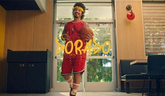 J Balvin McDonald's Dorado