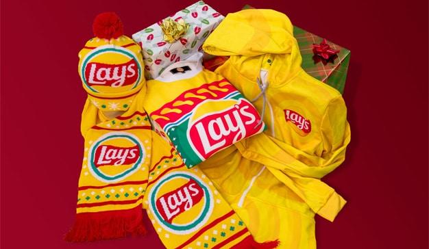 La arrebatada (y hortera) pasión por la moda de marcas como Lay's o Dunkin'