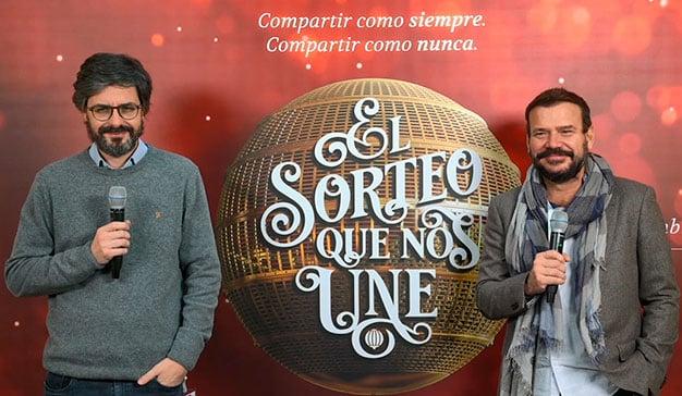 Loterías y Contrapunto BBDO presentan la campaña de Lotería de Navidad