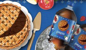 Pepsi sorprende a sus fans con un nuevo y extravagante sabor: tarta de manzana