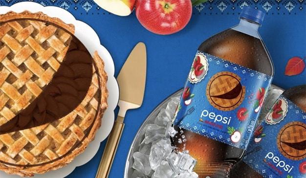 Pepsi Apple Pie