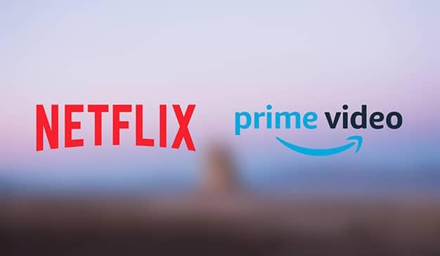 prime video y netflix