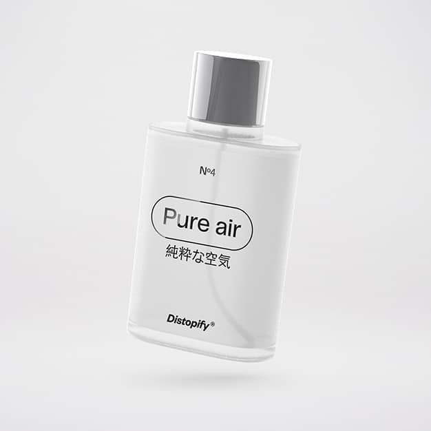 perfume distopify