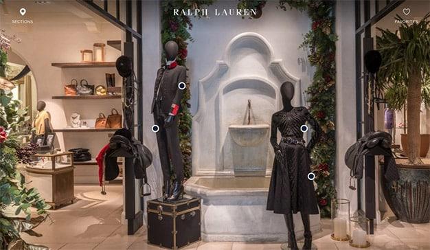 Ralph Lauren Virtual Experience