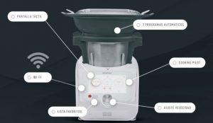 La guerra de los robots de cocina: esta semana será el juicio sobre patentes de Vorwerk (Thermomix) y Lidl