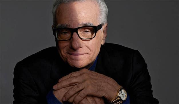 rolex Martin Scorsese
