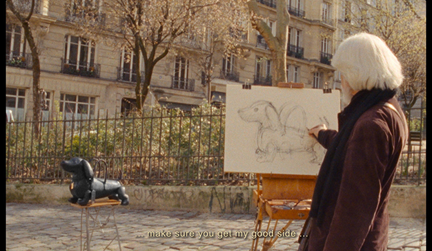 campaña de lujo estilo parisino