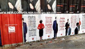 La Vaguada lanza una acción de street marketing para dar un toque de atención a los políticos