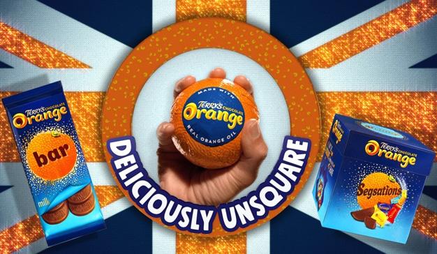 Nueva campaña publicitaria de Terry's Chocolate Orange por BETC London