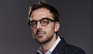 Yann Baudoin, director general de Cheil, sale de la agencia