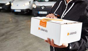 La pandemia sigue echando gasolina a las ventas de Zalando