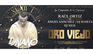 014 Media, Disorder Events y DJ Nano te acompañarán en una Nochevieja diferente