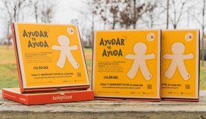 Telepizza y Fundación Inocente, Inocente juntos esta Navidad contra la pobreza infantil