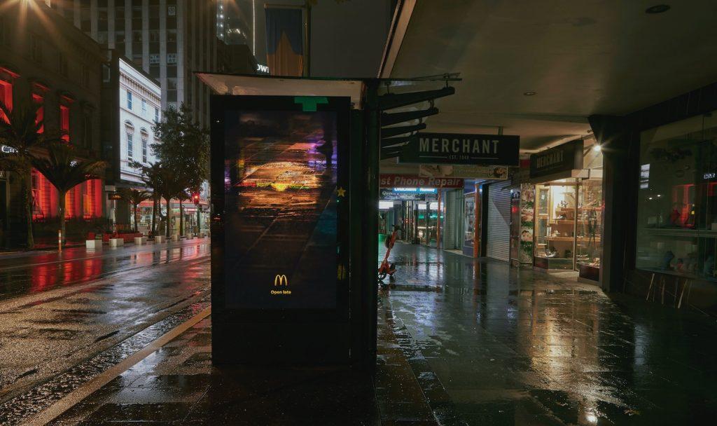 McDonald's Reflections