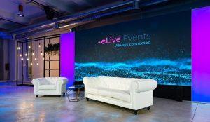 Próxima estación by eLive Events, un nuevo multiespacio para eventos híbridos de la mano de 4foreverything