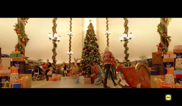 Lidl presenta su campaña de Navidad