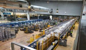 El Grupo Correos bate récords con más de 2 millones de envíos registrados en un día