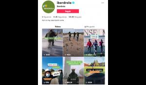 Iberdrola y TikTok: El ejemplo de la importancia de tener una presencia activa para triunfar en la plataforma