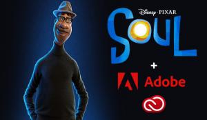 Adobe y Pixar premian la creatividad con 10.000$ por el estreno de «Soul»