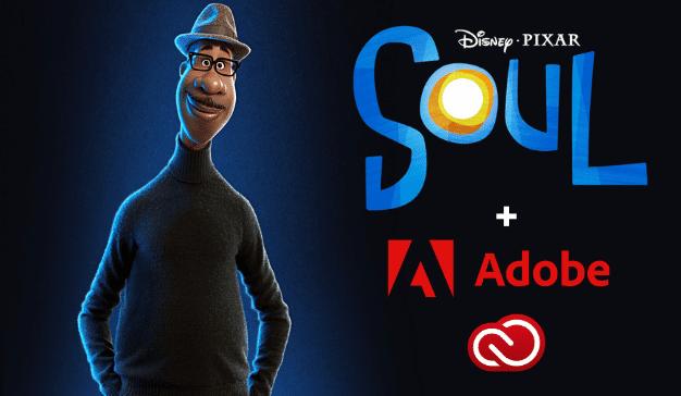 Adobe y Pixar concurso Soul