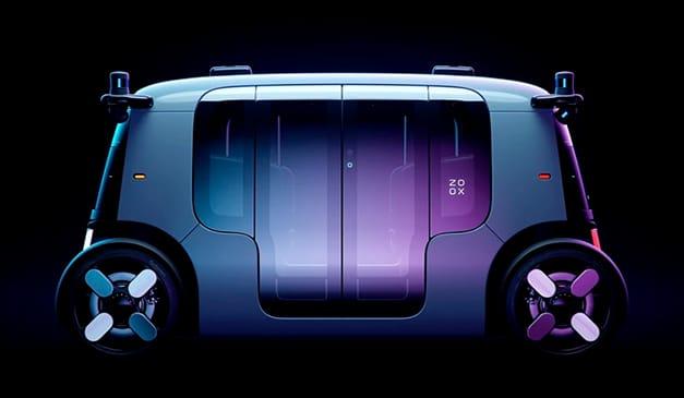 Zoox el coche eléctrico de amazon