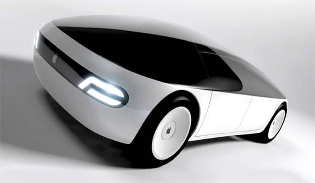Apple coche