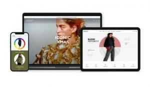 Benetton estrena nuevo sitio web