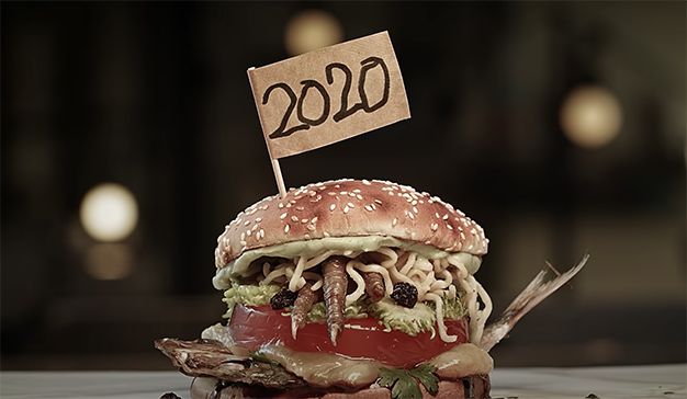 hamburguesa burger king sabor 2020