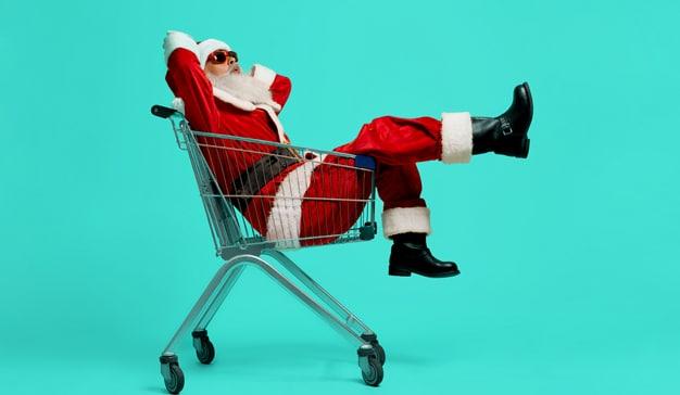 compras navidad papá noel