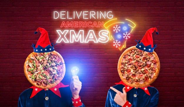 Pizza Hut lanza una campaña navideña para conseguir que el alcalde de Nueva York llame (por fin) a Abel Caballero