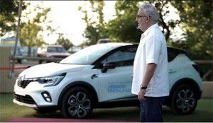 RENAULT y ATRESMEDIA se unen para lanzar un coche de película