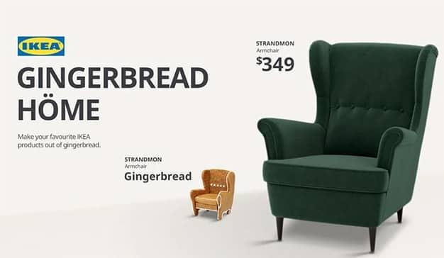 IKEA Ginberbread Home