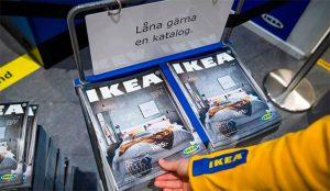 IKEA pasa página y entierra su catálogo tras 70 años