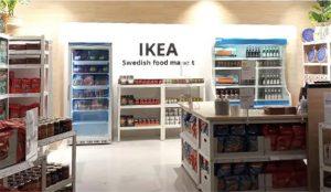 IKEA abre una tienda de comida sueca en Barcelona