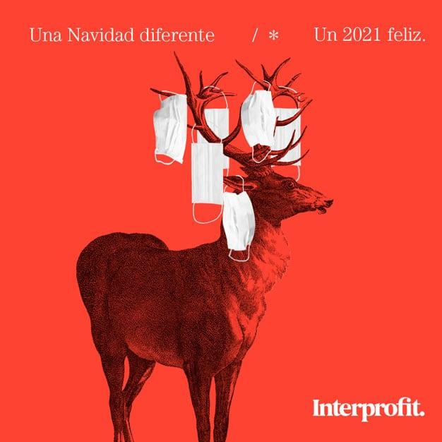 felicitación de Navidad de Interprofit