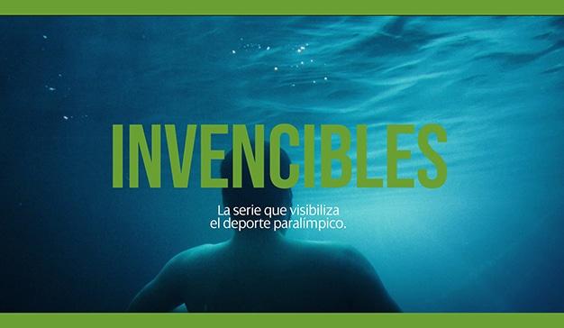 campaña iberdrola invencibles paralímpicos