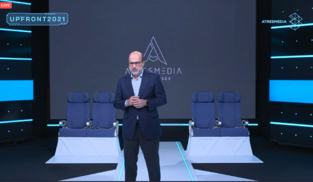 Javier Bardají, director general de Atresmedia Televisión