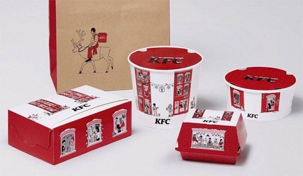 KFC Navidad
