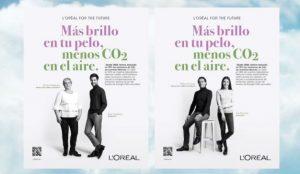 Los empleados de L'Oréal, protagonistas de la nueva campaña de la compañía centrada en la sostenibilidad