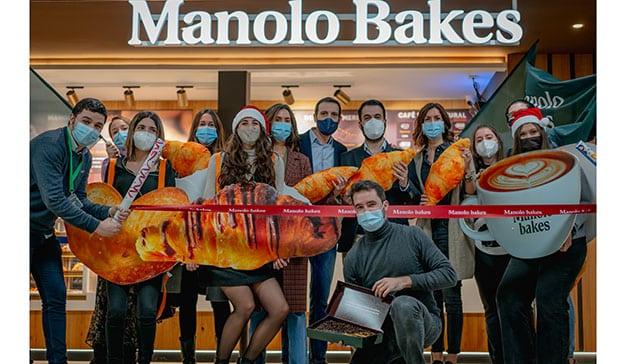 Manolo Bakes inaugura una store en Pinar de las Rozas