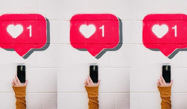 marcas redes sociales