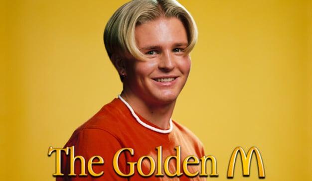 McDonald's Golden M